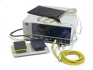 Аппатат электрохирургический программируемый ЭХВЧ-200-01
