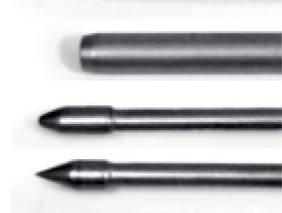 Троакар (для дренирования полостных образований в комплекте со стилетом и обтюратором)
